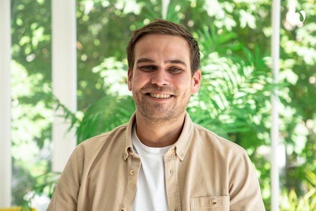 Rencontrez Thibaut, Head of Customer Care - Leetchi