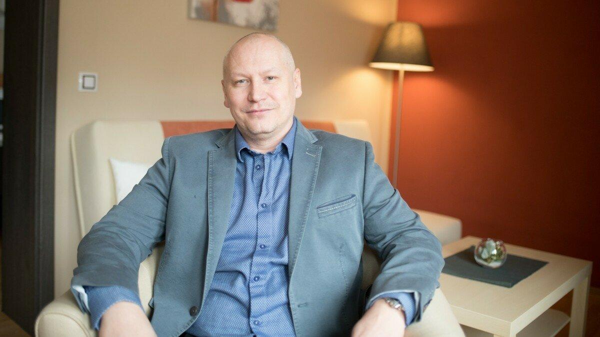 Marcel Šik, Výkonný ředitel - CENTRUM HÁJEK