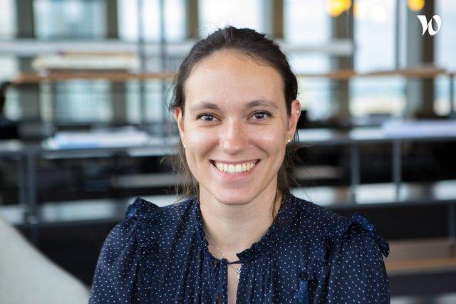 Rencontrez Marie, Chief of Career Management - Datascientest
