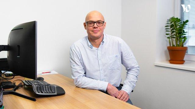 Mirek, CEO - Navmatix