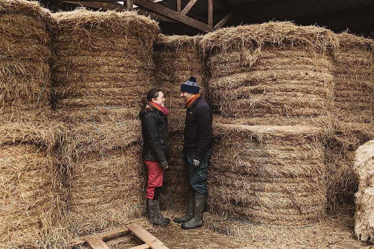 Reconversion dans l'agriculture : exemple et témoignage