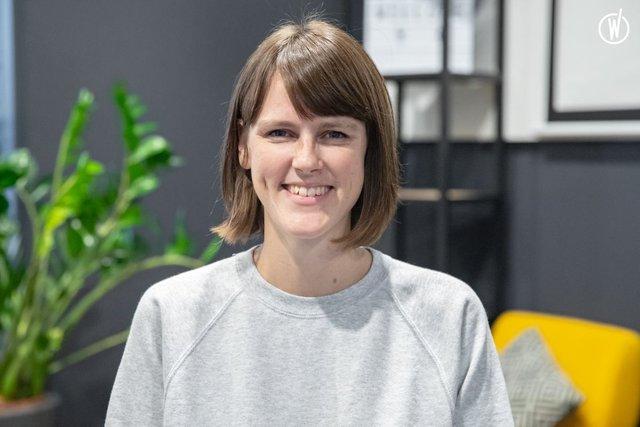 Rencontrez Elise, GM Health - Lovys
