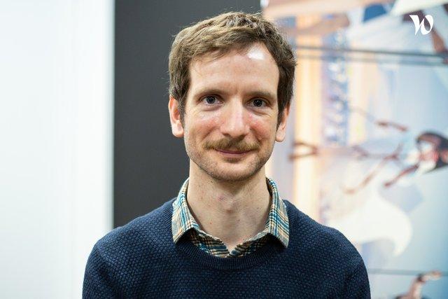 Rencontrez Sylvain, Head of online services - Amplitude Studios