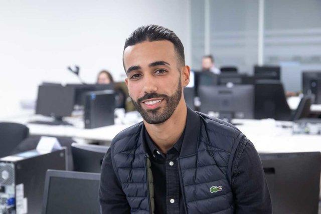 Rencontrez Ahmed, Consultant en études de Signalisation Ferroviaire - Study Technologies