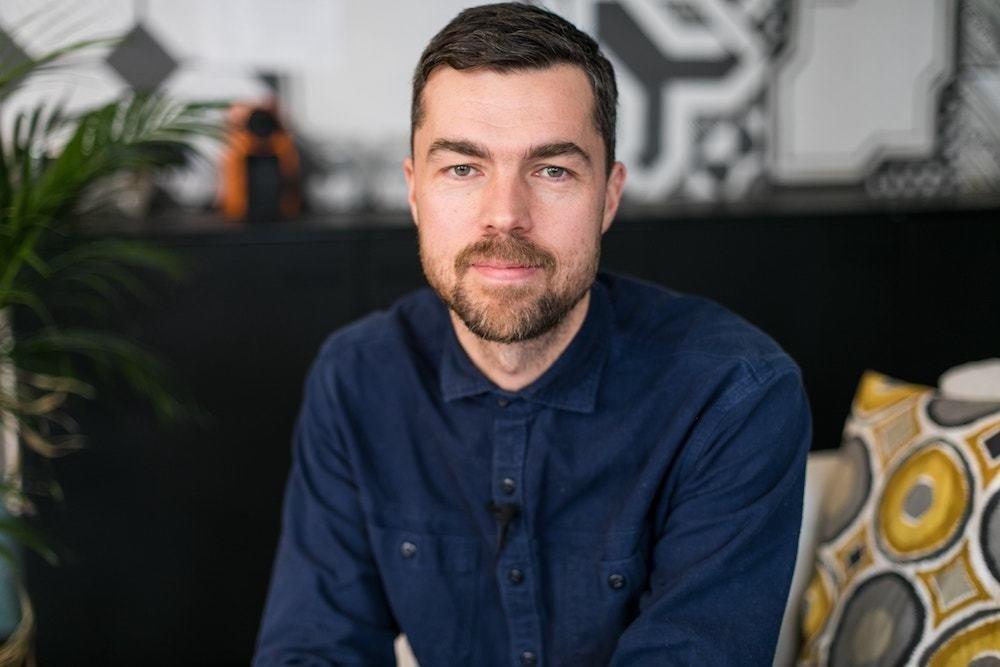 Rencontrez Nicholas, Co founder, Vite Mon Marché - Imagination Machine