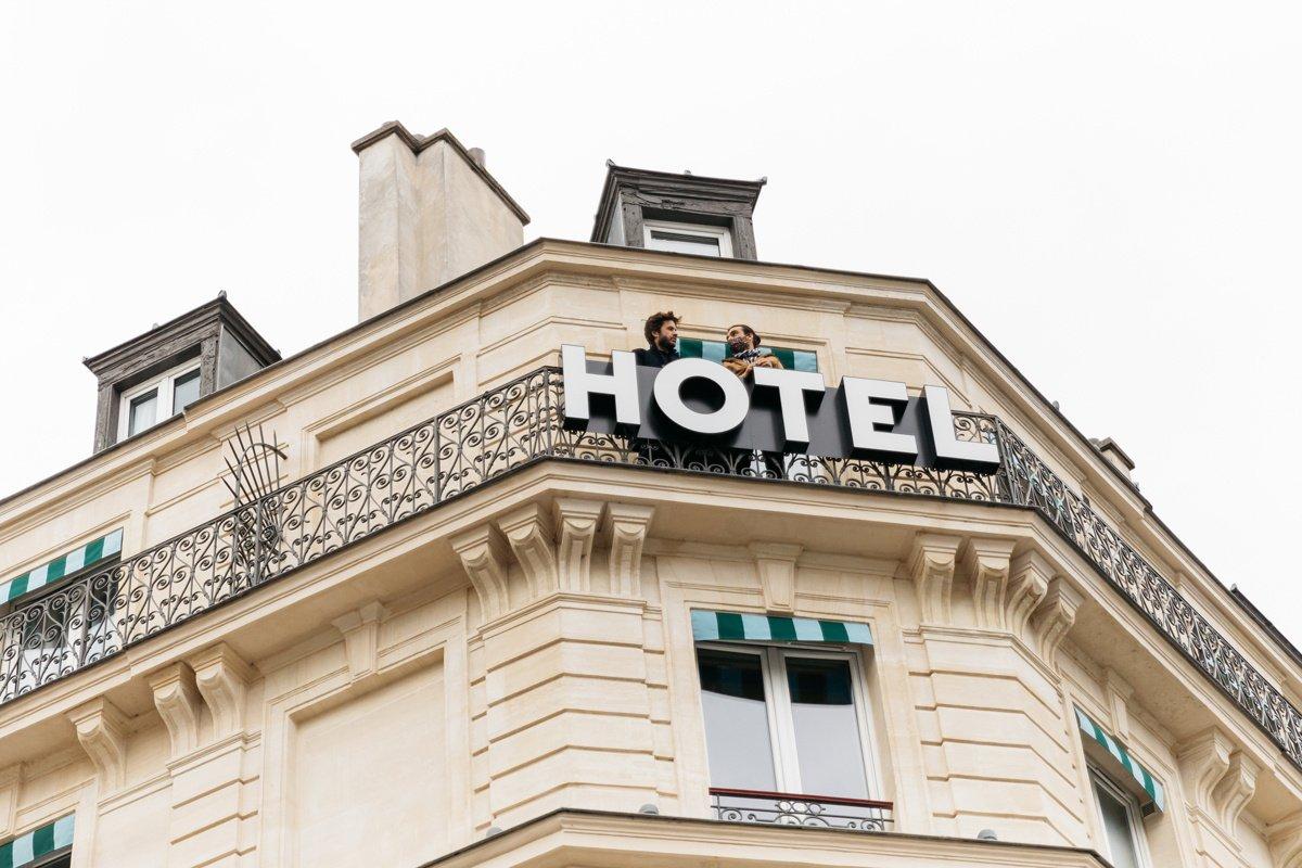L'avenir du travail se jouera-t-il dans les chambres d'hôtel ?
