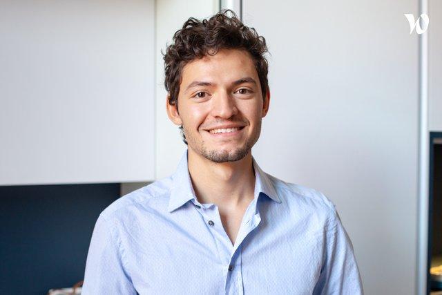 Meet Juan, Product manager - SYSNAV