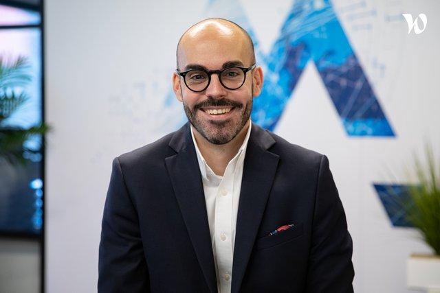 Rencontrez Maxime, CEO - Aymax