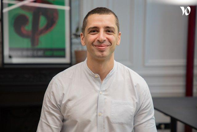 Rencontrez Julien, Co Fondateur - JAB