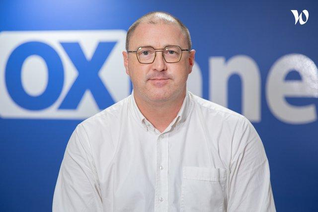 Rencontrez Christophe, Responsable d'équipe et consultant-formateur - OXiane