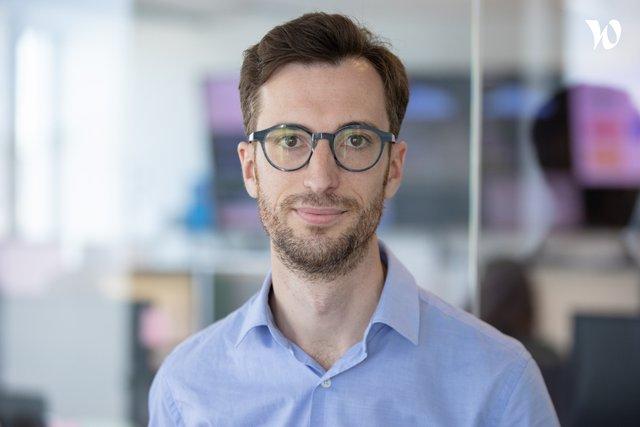 Rencontrez Marc Antoine, Responsable du canal porte à porte - Voltalis