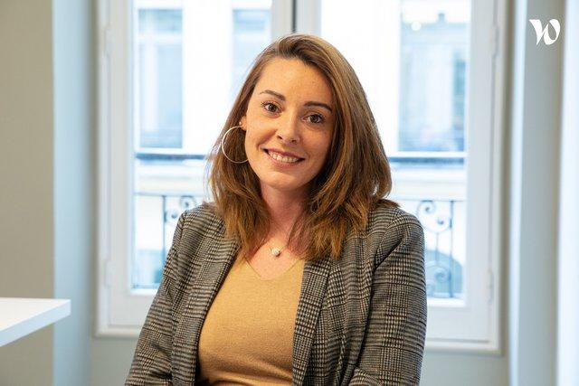 Rencontrez Aurélie, Assistante d'agence - EURETUDES