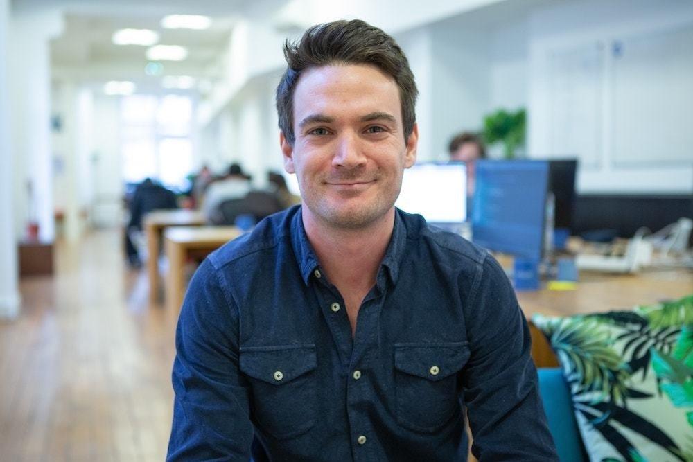 Rencontrez Augustin, CEO & cofondateur - Weglot