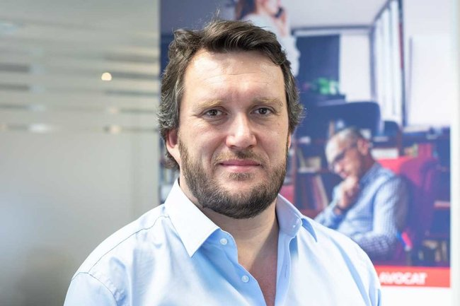 Rencontrez Mathieu, CEO & Co fondateur - Call A Lawyer