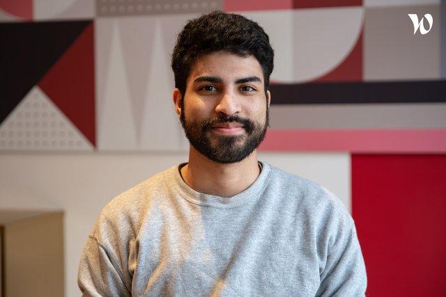 Rencontrez Lucas, Développeur Front End - Hubworkair