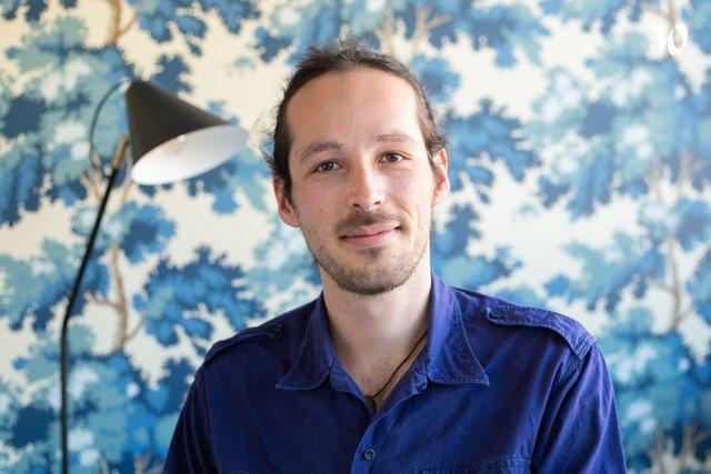 Rencontrez Virgil, Développeur Full Stack - Indy (ex Georges.tech)