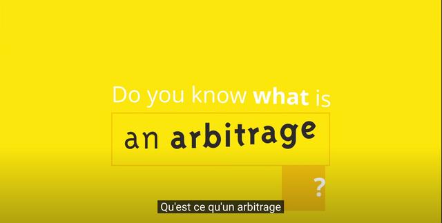 What is an arbitrage? - ABC arbitrage