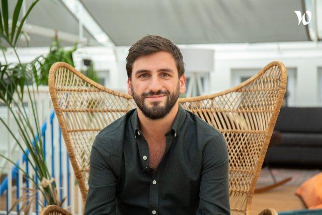 Rencontrez Raphaël, CEO - Matera