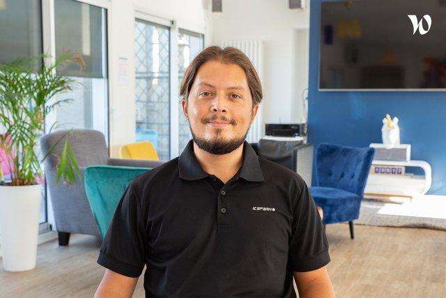 Rencontrez Guillaume, Lead developer - HOMELAND