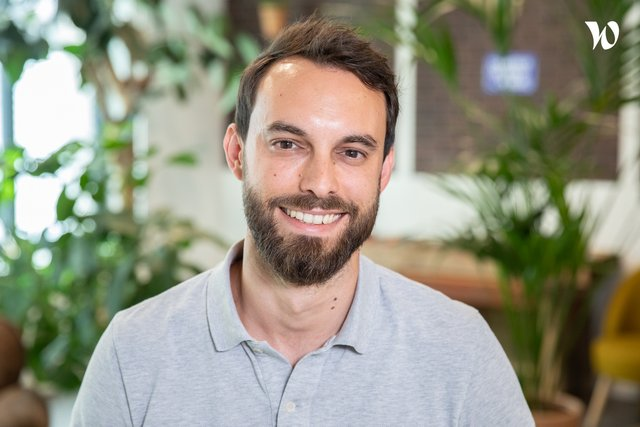 Conoce a Jérémy, Head of Commercial Performance - ManoMano