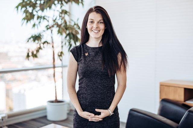 Kristýna Minářová, Trainee - Raiffeisenbank