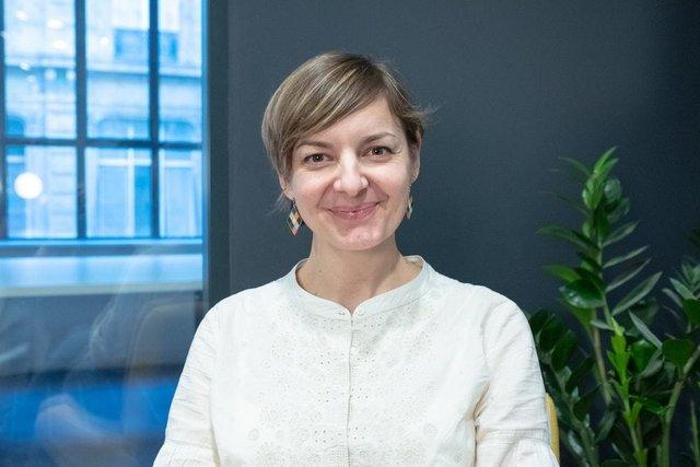 Rencontrez Emmanuelle, Fondatrice - Social Builder