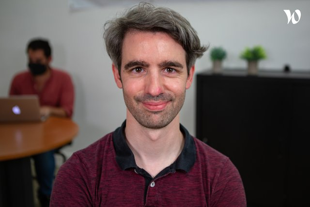 Rencontrez Yann, Co-fondateur  - Blastream