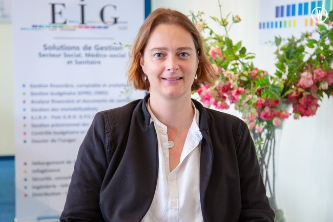 Rencontrez Sophie, Consultant - EIG
