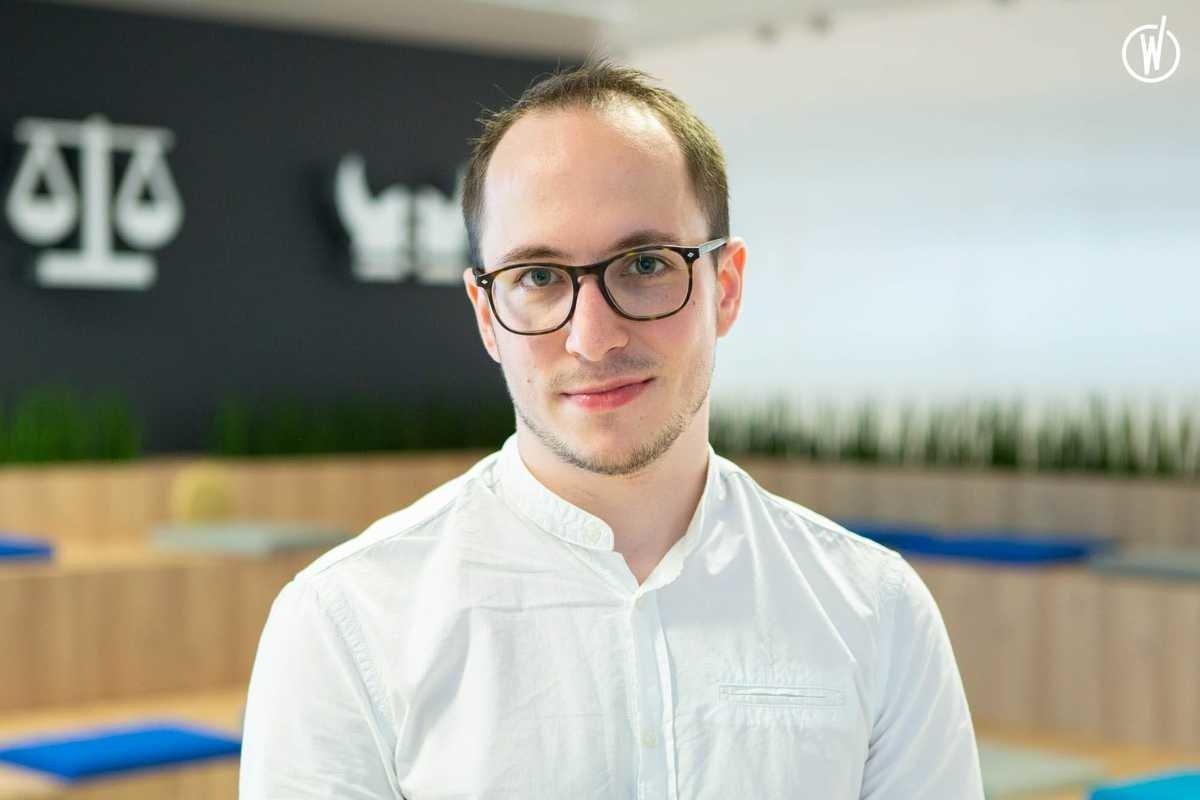Rencontrez Edouard, R&D Manager - KDS