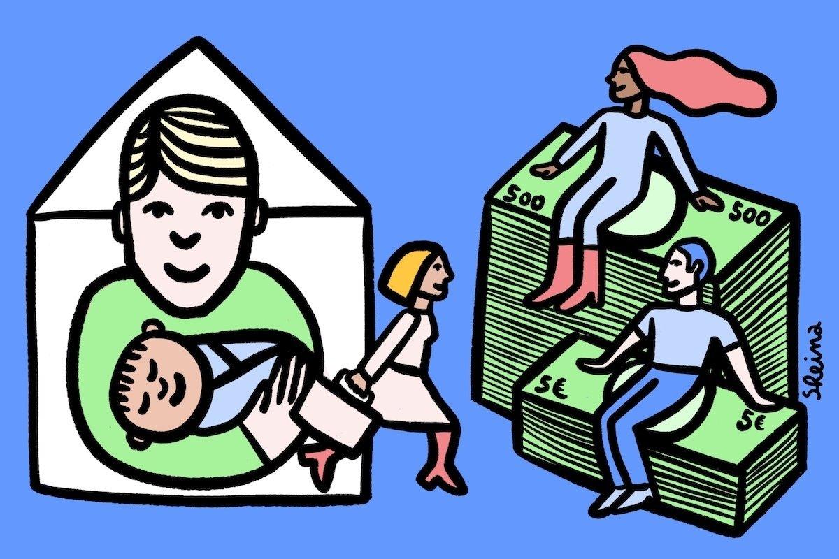 Comment les couples font-ils face aux inégalités au travail ?