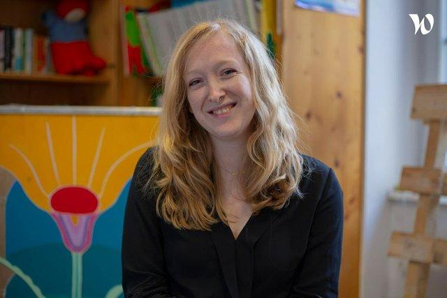 Rencontrez Solène, Consultante en Communication - LifeTime Projects