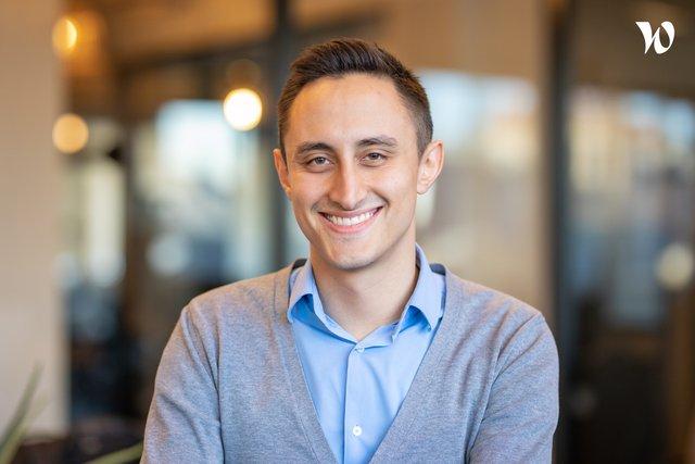 Rencontrez Manuel, Lead developer - Aphilia