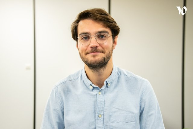 Rencontrez Antoine, Busines Developer Junior - Sensefuel