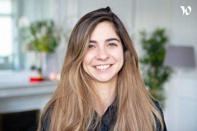 Rencontrez Alexandra, Chef de projet digital - Aravati