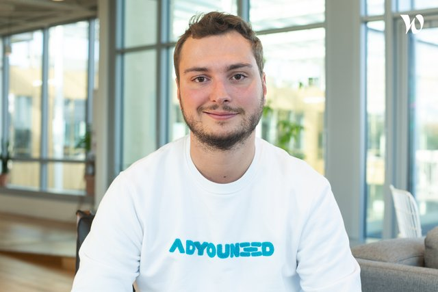 Meet Pierre, Growth Associate - ADYOUNEED
