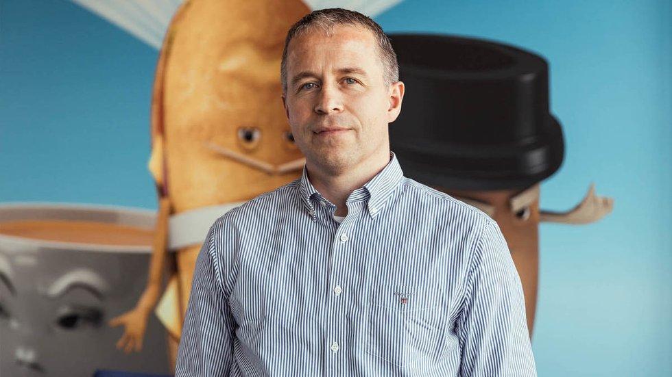 Josef Bauer, Key Account Manager - Mars Czech