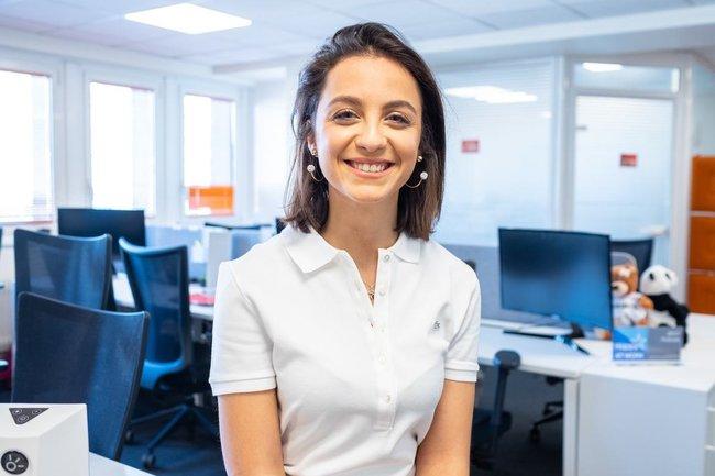 Rencontrez Nadine, Data Scientist - Beezen