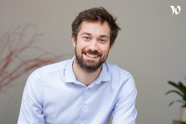 Rencontrez Arnaud, Fondateur - Redstart