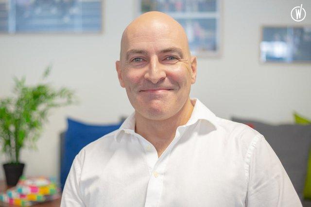 Rencontrez Stéphane, Head of Sales - Opendatasoft