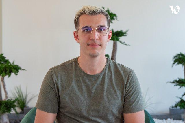 Rencontrez Bastien, Lead Dev iOS - LUNI