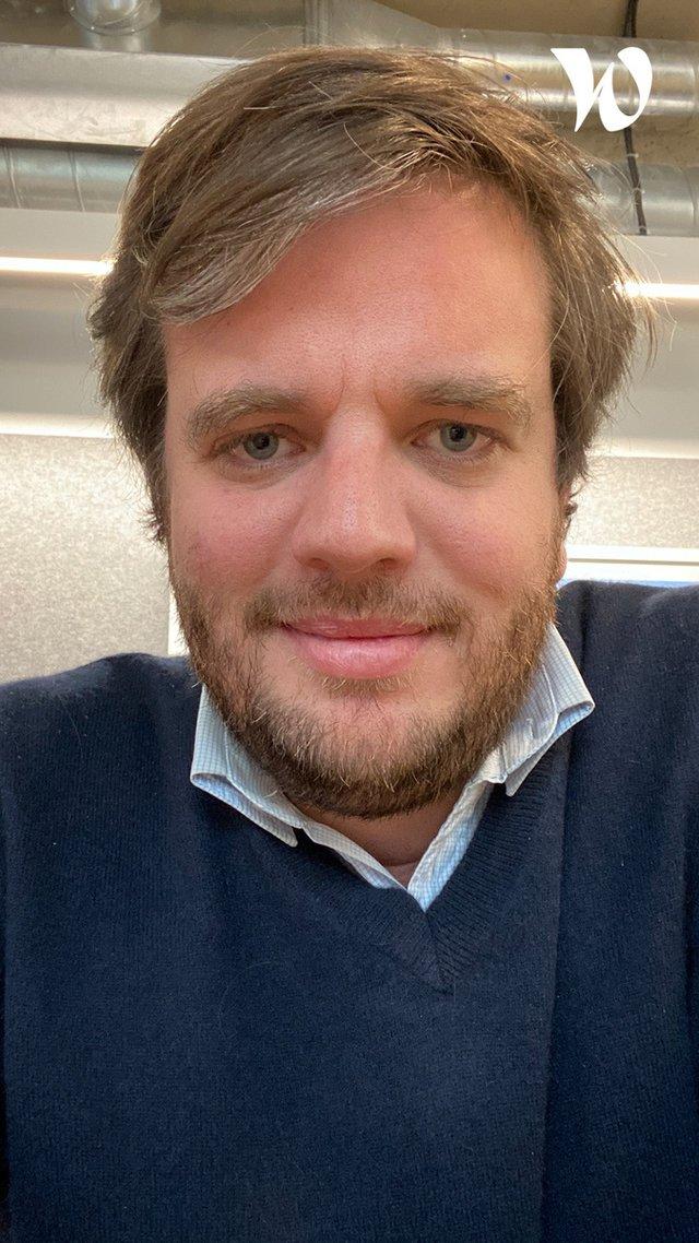 Rencontrez Benjamin, CEO - Ornikar
