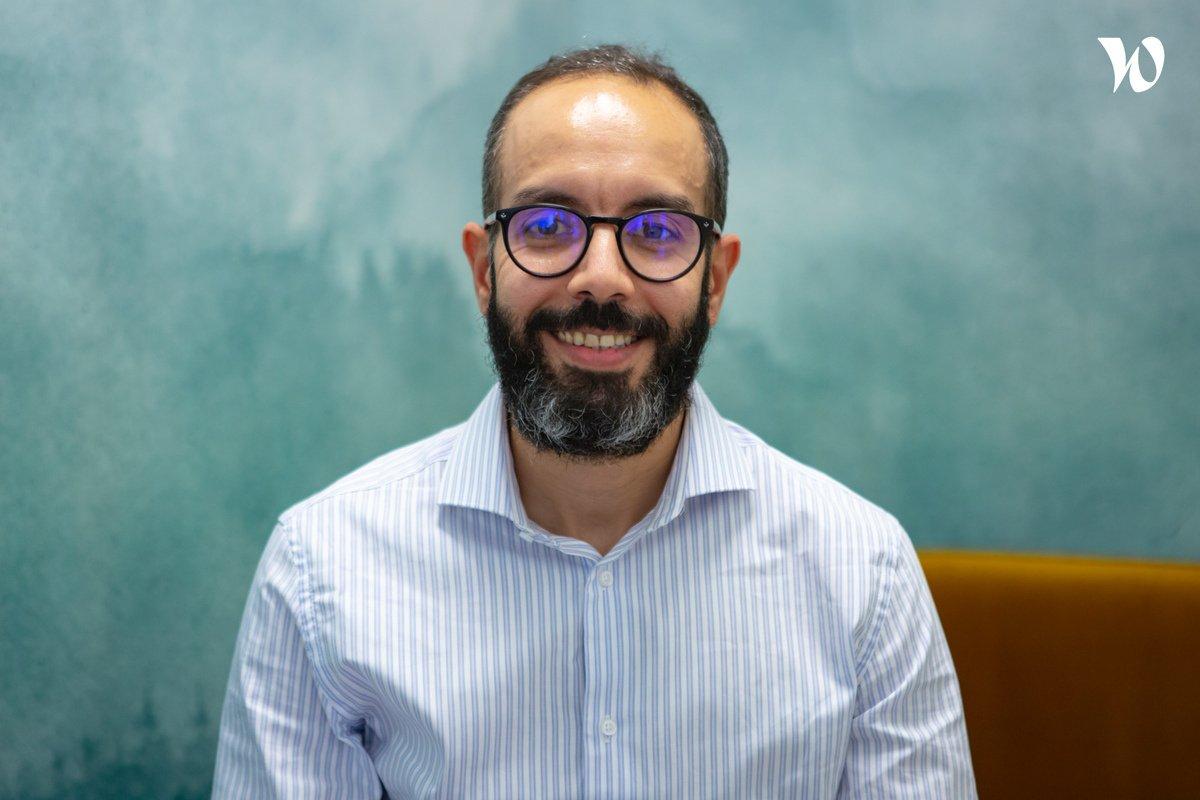 Rencontrez Wadii, Fondateur et consultant - meja