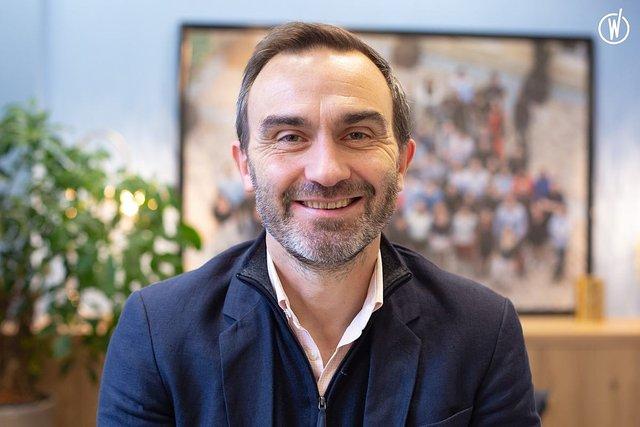 Rencontrez François, Président Exécutif - GS1 France