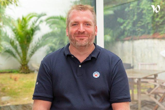 Rencontrez Anthony, Directeur Commercial et Marketing - KOCLIKO
