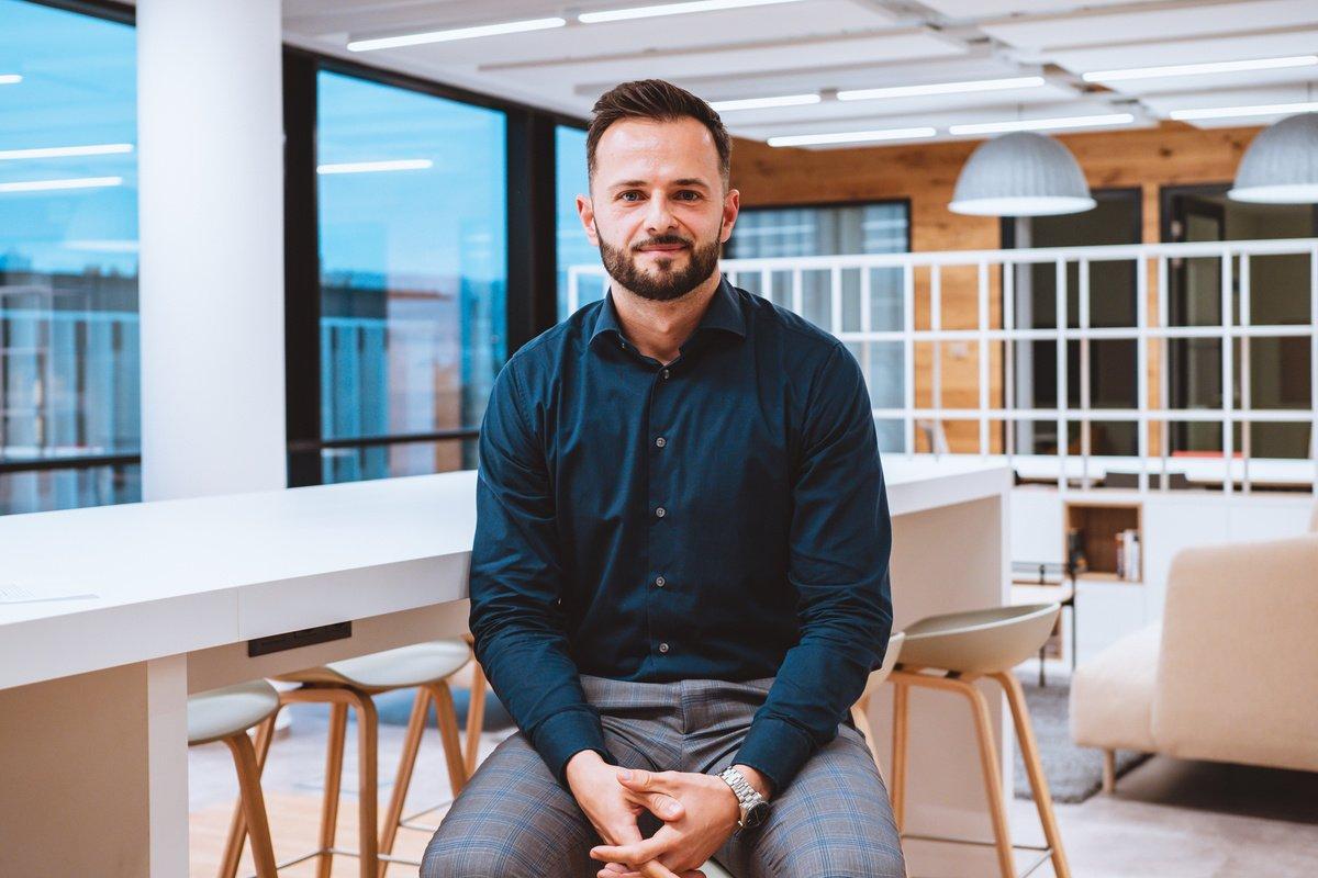 Pavol Junas, Application Manager - BNP Paribas Cardif