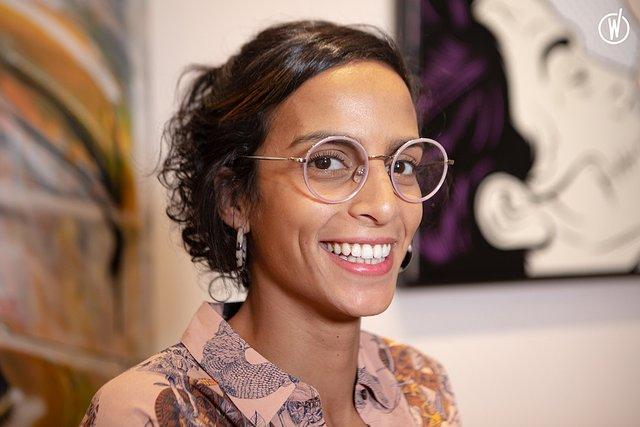 Rencontrez Farah, Marketing & Communication Director - Gamned!