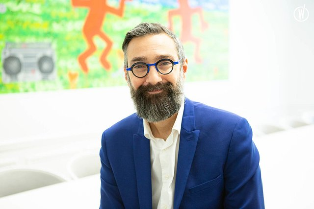Rencontrez Ludovic, Senior Manager - Adone Conseil