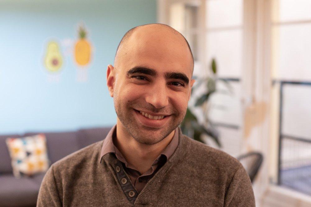 Rencontrez Gabriel, Co-fondateur et CTO - Foodvisor