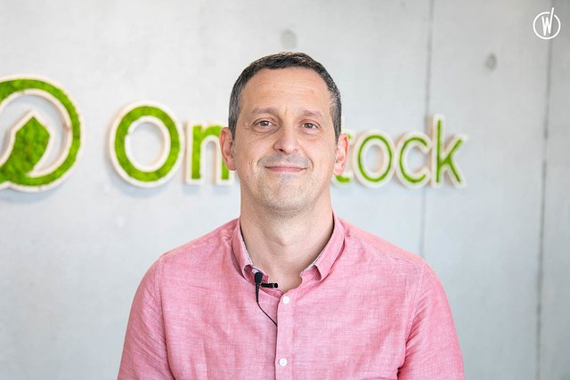 Meet Romulus, CEO - OneStock