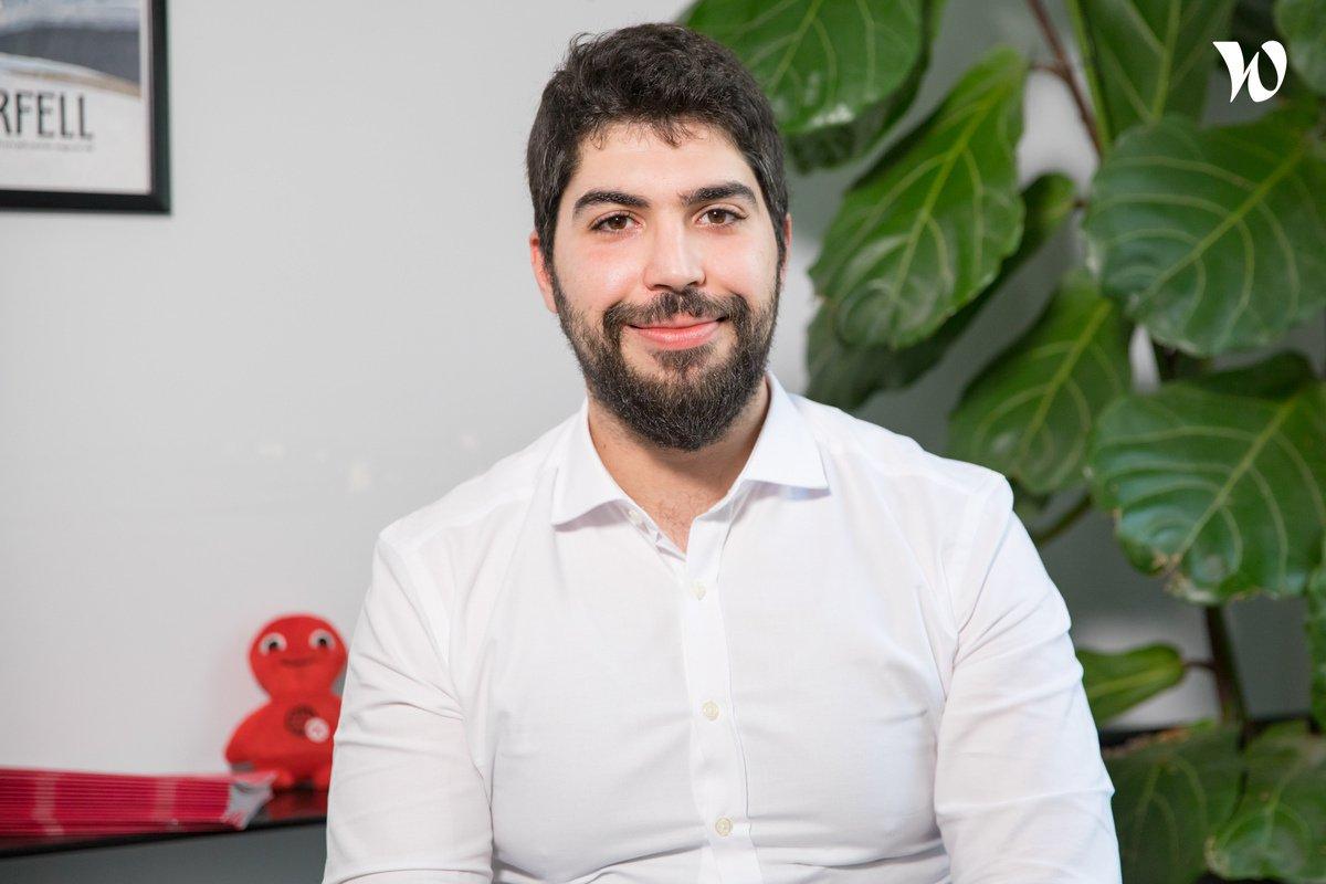 Rencontrez Meher, Business Analyst - Groupe Nexeo